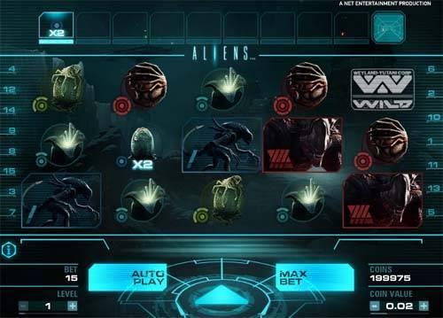 Aliens Slot Review
