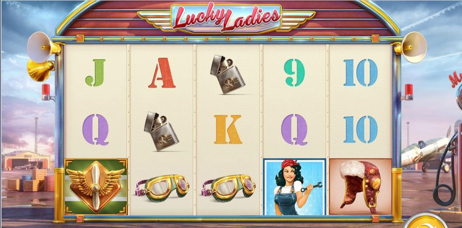 Lucky Ladies Slot Review