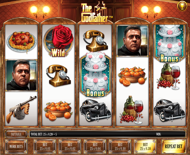 The Godfather Slot Review