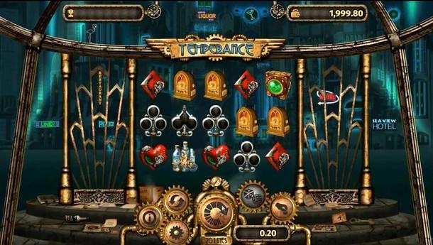 Temperance Slot Review