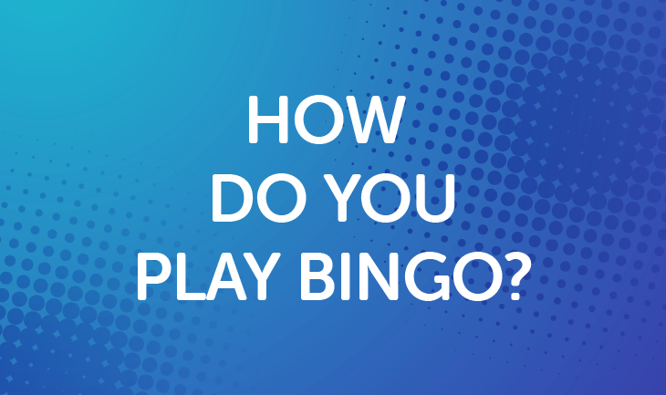 How To Play Bingo Online?