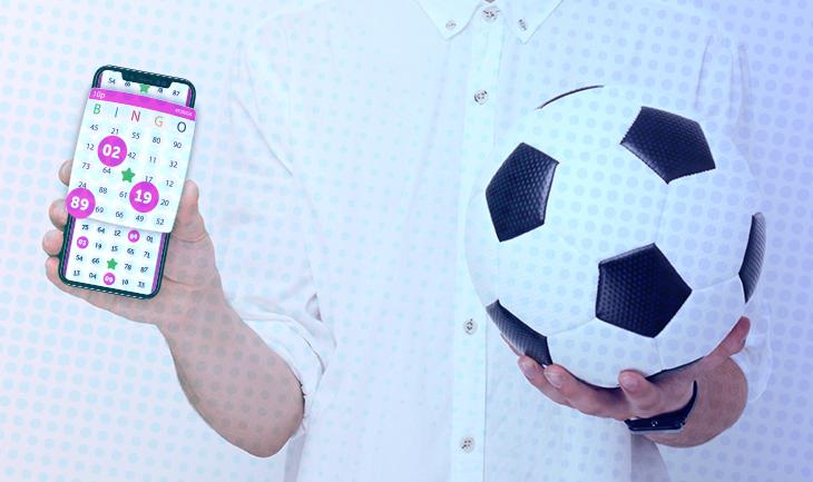 Bingo vs Football: What is common?