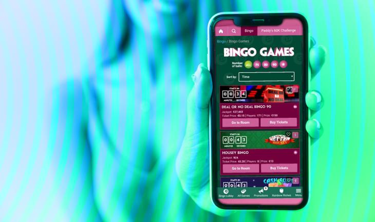 Online Bingo Players - Why Do People Play Bingo?